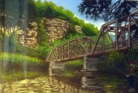 Twin Bridges. edition of 450