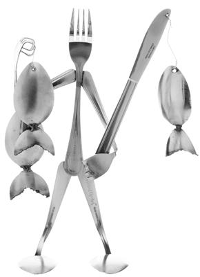 Medium Forks And Spoons Size 12 Tall Price 49