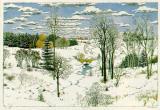 Susan Hunt-Wulkowicz, Winter,