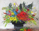 Louis Magre, A Mix of Color