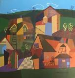 Rita Crooks, Patchwork Village